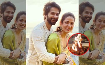 Lohri 2020: Mira Rajput And Shahid Kapoor Take Us INSIDE Their Majestic Juhu House; Mira Shares Bonfire Party Pics