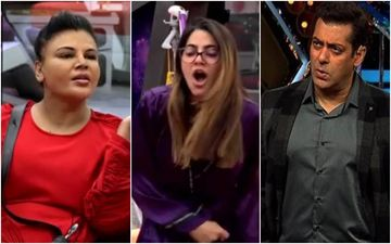 Bigg Boss 14: History Repeats Itself; Salman Khan Enters The House To Clean Rakhi Sawant's Bed After Nikki Tamboli REFUSES To Do So - PIC