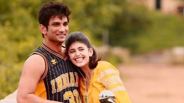 Sushant Singh Rajput's Dil Bechara Trailer Out Today; Co-Star Sanjana Sanghi Says, 'Can Feel Him With Us'