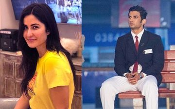 When Katrina Kaif Said She Admired Sushant Singh Rajput Amongst The Younger Lot Because Of His Performance In Dhoni - WATCH
