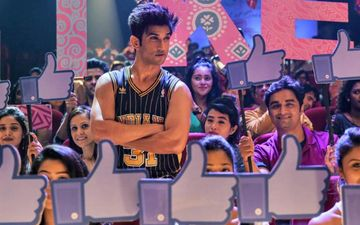 Dil Bechara Title Track: Sushant Singh Rajput's Infectious Charm Draws More Than 2 Million Views In Just Three Hours