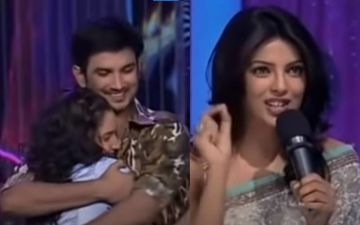 When Sushant Singh Rajput Proposed Marriage To Ankita Lokhande On National Television Making Priyanka Chopra And Others Go Aww
