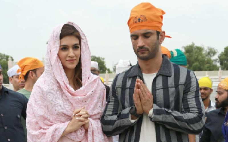 Kriti Sanon Hails Supreme Court's Decision For CBI Probe In Sushant Singh Rajput's Death Case; Says The Last Two Months Were Extremely 'Restless'