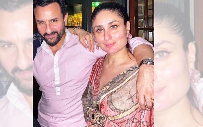 Kareena Kapoor Khan's Easy-Breezy Kaftan That She Wore On Hubby Saif Ali Khan's 50th Birthday Won't Fall Easy On Your Pockets