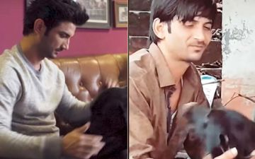 Sushant Singh Rajput's Lookalike's Video Goes Viral; Netizens Admit To Similarities But Say 'Only One SSR, No One Can Replace Him'-WATCH