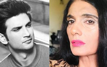 Aashiqui Girl Anu Aggarwal Says She Can Relate With Sushant Singh Rajput; Shares Thoughts On Being Treated Like An Outsider In The Industry