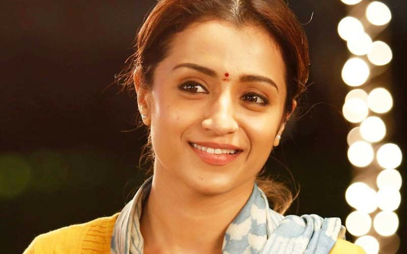 """Actress Trisha To Get Hitched Soon? Charmme Kaur Says, """"This Is Your Last Birthday As A Bachelorette"""""""