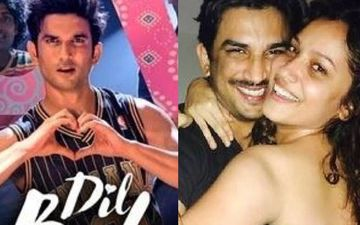 Dil Bechara Release: Former GF Ankita Lokhade Cheers For Sushant Singh Rajput For 'One Last Time'