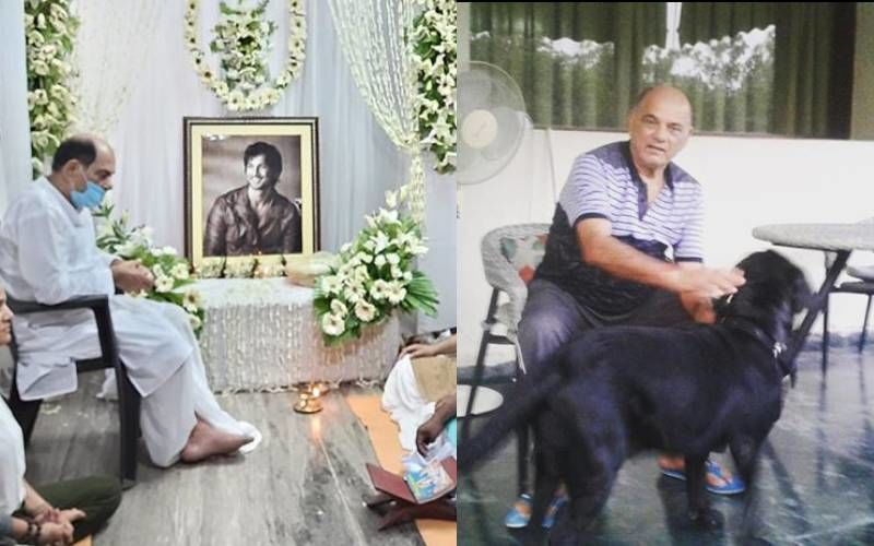 Sushant Singh Rajput's Dog Fudge Relocates From Mumbai To Patna; Unites With SSR'S Father As Sister Shweta Singh Shares A Picture