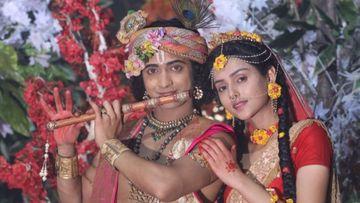 RadhaKrishn Lead Stars Sumedh Mudgalkar, Mallika Singh And 180 Crew Members Stuck At Umargaon Sets Due To Lockdown