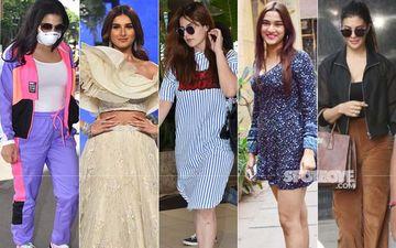STUNNER OR BUMMER: Sara Ali Khan, Tara Sutaria, Zareen Khan, Saiee Manjrekar Or Jacqueline Fernandez?