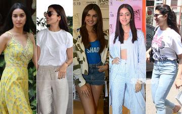 STUNNER OR BUMMER: Shraddha Kapoor, Ananya Panday, Tara Sutaria, Anushka Sharma Or Jacqueline Fernandez?