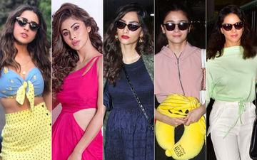 झकास या बकवास: सारा अली खान, मौनी रॉय, सोनम कपूर, आलिया भट्ट या सनी लियोनी?
