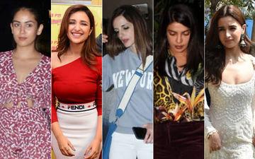 STUNNER OR BUMMER: Mira Rajput, Parineeti Chopra, Sussanne Khan, Priyanka Chopra Or Alia Bhatt?