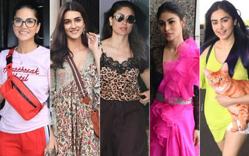 STUNNER OR BUMMER: Sunny Leone, Kriti Sanon, Kareena Kapoor Khan, Mouni Roy Or Adah Sharma?