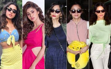 STUNNER OR BUMMER: Sara Ali Khan, Mouni Roy, Sonam Kapoor, Alia Bhatt Or Sunny Leone?