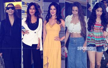 STUNNER OR BUMMER: Sonam Kapoor, Chitrangda Singh, Sunny Leone, Malaika Arora, Or Janhvi Kapoor?