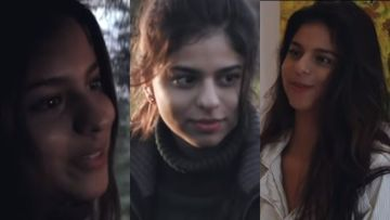Shah Rukh Khan's Daughter Suhana Khan's First Short Film The Grey Part Of Blue Is Out, She's Tots Bollywood Ready – FULL VIDEO