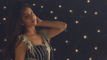 Suhana Khan Looks Breathtaking As She Flaunts Her Desi Avatar In A Midriff Baring Picture But Says She's 'Heart Broken'