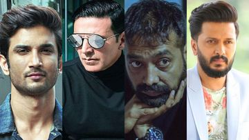 Sushant Singh Rajput Commits Suicide: Akshay Kumar, Anurag Kashyap, Riteish Deshmukh Are In DISBELIEF, 'Absolutely Shaken'