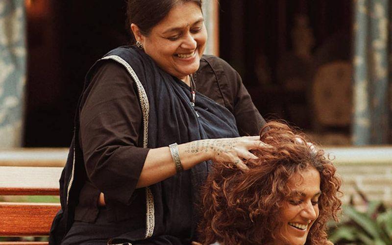Rashmi Rocket: Makers Unveil Supriya Pathak's First Look As Taapsee Pannu's Mother; Veteran Actress Looks Impressive As Ever