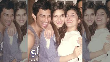 Sushant Singh Rajput Death: Throwback To When Late Actor Opened Up On Claims Of Kriti Sanon Getting Blamed For His Breakup With Ankita Lokhande; Called Them 'Nasty'