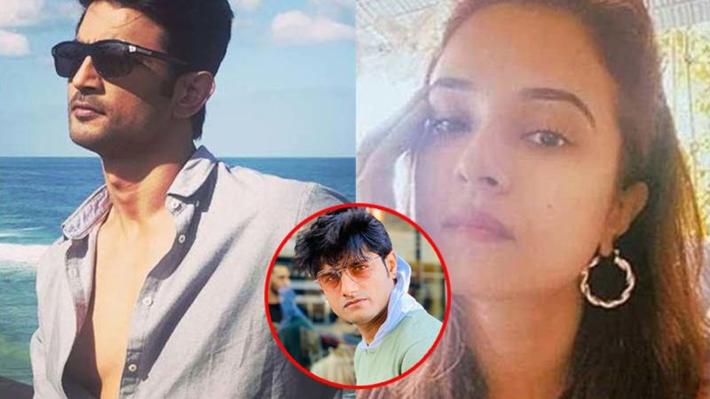 Sushant Singh Rajput's Close Friend In A STING Operation Links Actor's Death Case With His Ex-Manager Disha; Alleges It Has A Sandip Ssingh Connection