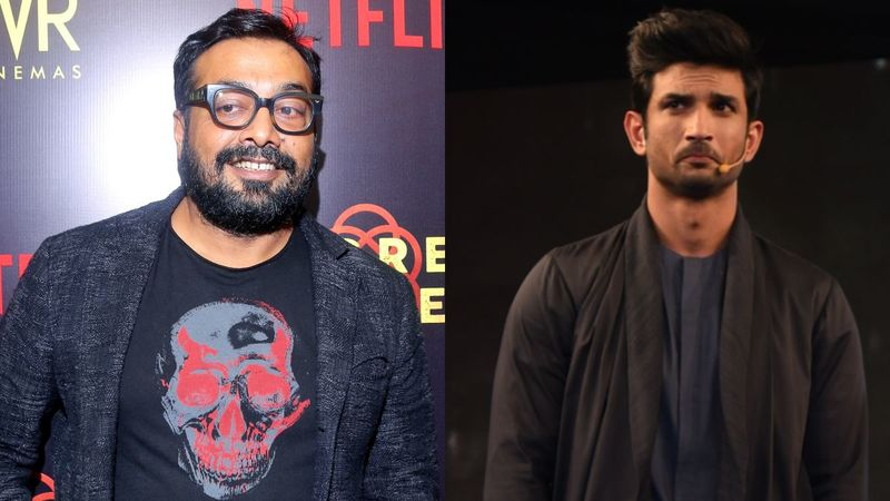 Anurag Kashyap Says Sushant Singh Rajput Chose YRF 3-Film Deal And Karan Johar's Drive Over His Films Because He Wanted 'Validation' From Big Banners