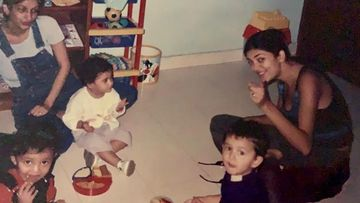 Sushmita Sen Reminisces Mothering A 2-Year-Old Renee By Sharing Priceless Throwback Pic; You Can't Miss The Glee Her Face