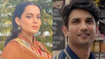 Kangana Ranaut Lashes Out At Those Calling Sushant Singh Rajput 'Flop Actor', Despite His Chhichhore Earning More Than Gully Boy