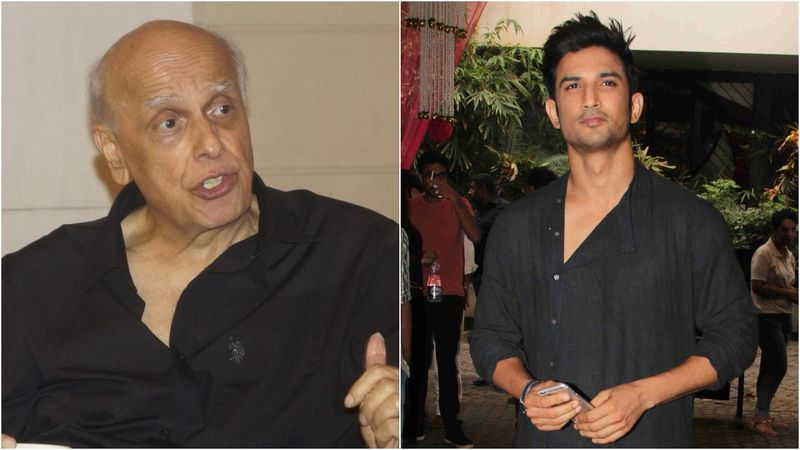 Sushant Singh Rajput Death: Mahesh Bhatt Tells Mumbai Police Actor Was NEVER Offered Sadak 2; On The Contrary Sushant Wanted To Do Any Role In The Film - Report