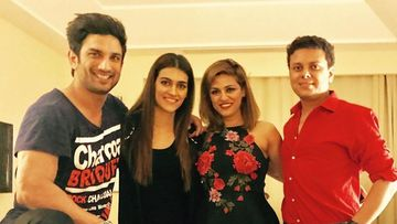 Sushant Singh Rajput's Brother-In-Law SLAMS Journalist For 'Toxic Bihari Families' Observation; Opens Up On SSR And Kriti Sanon's Rumoured Relationship