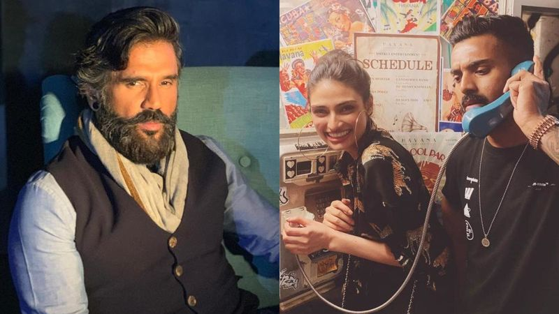 Athiya Shetty's Love Story With Cricketer KL Rahul Has Suniel Shetty's Blessings; Loves That They 'Respect Each Other'