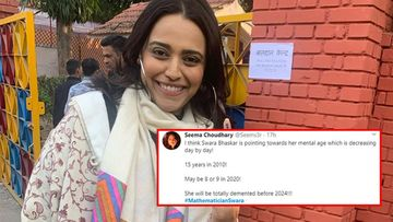 Swara Bhasker Says, 'I Was 15-Years Old In 2010'; Netizens Question Actress' Math, Trend #MathematicianSwara