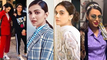 Rangoli Feels Kangana Ranaut Alone Is Enough For Deepika Padukone-Taapsee Pannu-Swara Bhasker; Calls Them 'Tukde Gang Of Bollywood'