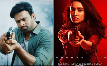 Saaho Teaser: Prabhas' Swag And Shraddha Kapoor's Action Skills Are On Point!
