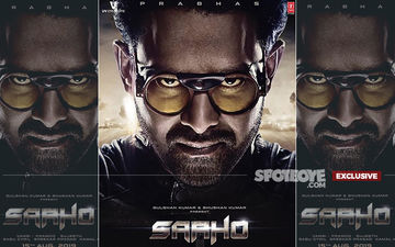 Unbelievable! Prabhas On An All-Time High, Saaho Shows Begin Tonight At 1 AM - EXCLUSIVE