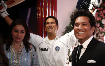 "Sachin Tendulkar Inducted Into ICC's Hall Of Fame; ""The Term Legend Doesn't Do Him Justice,"" Says ICC"