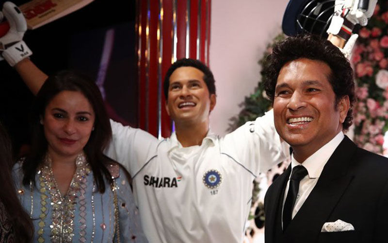 """Sachin Tendulkar Inducted Into ICC's Hall Of Fame; """"The Term Legend Doesn't Do Him Justice,"""" Says ICC"""