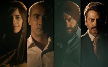 Sacred Games 2 Promo: Kalki Koechlin, Ranvir Shorey Join Saif Ali Khan And Nawazuddin Siddiqui's Brigade