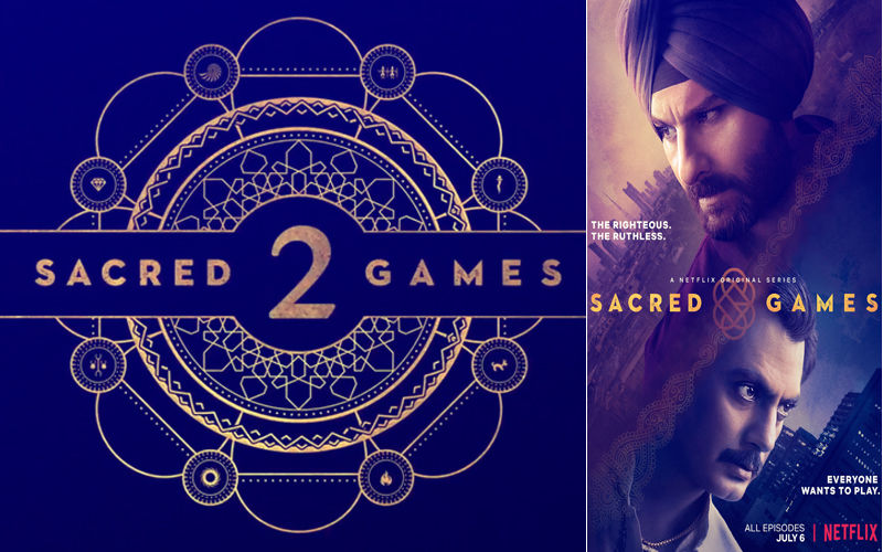 Sacred Games 2 Logo Teaser Released: Netflix Announces Return Of Saif Ali Khan-Radhika Apte-Nawazuddin Siddiqui's Web Show