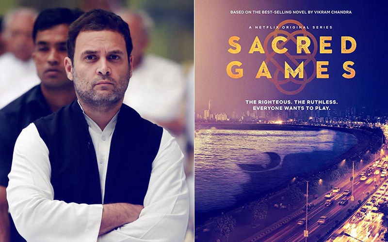 Sacred Games Row: Congress Member Withdraws Complaint After Rahul Gandhi's 'Freedom Of Expression' Tweet