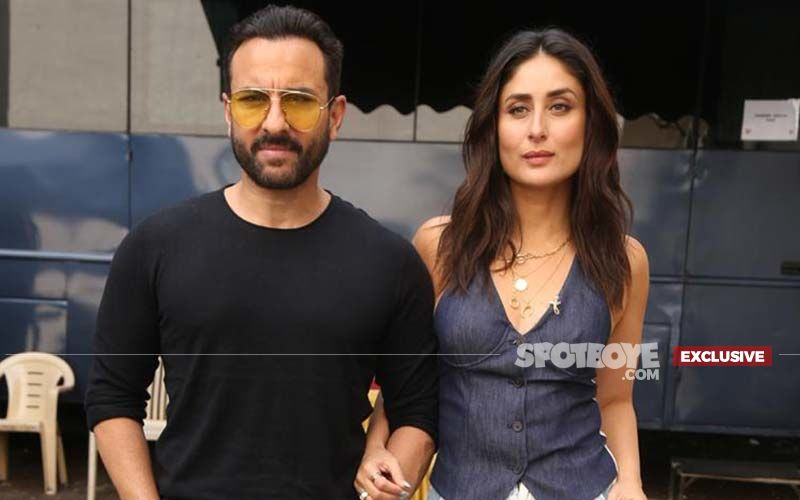 Saif Ali Khan CONFIRMS There Is No Name Yet And Kareena Kapoor Khan And The Baby Are Doing Fine- EXCLUSIVE