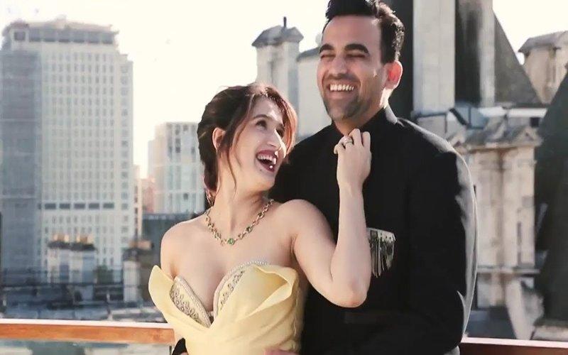 Here's What Made Sagarika Ghatge Fall In Love With Zaheer Khan