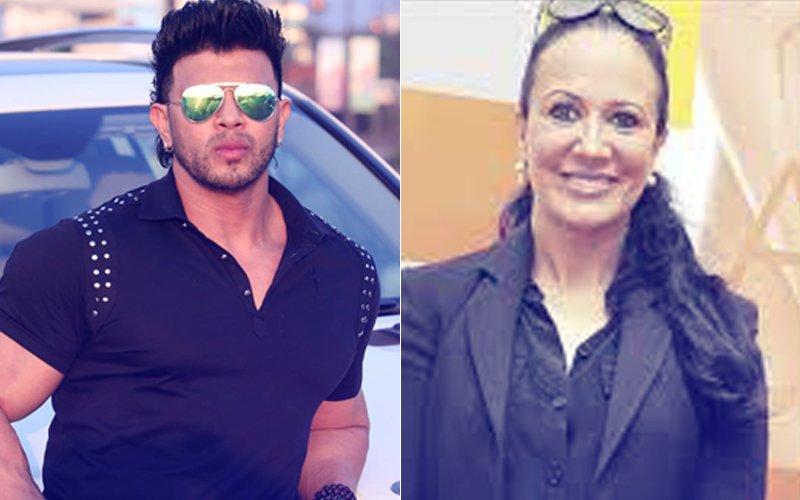 Sahil Khan And Ayesha Shroff