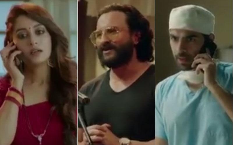 Kahaan Hum Kahaan Tum Promo: Saif Ali Khan Introduces Dipika Kakar-Karan V Grover In The Most Candid Way