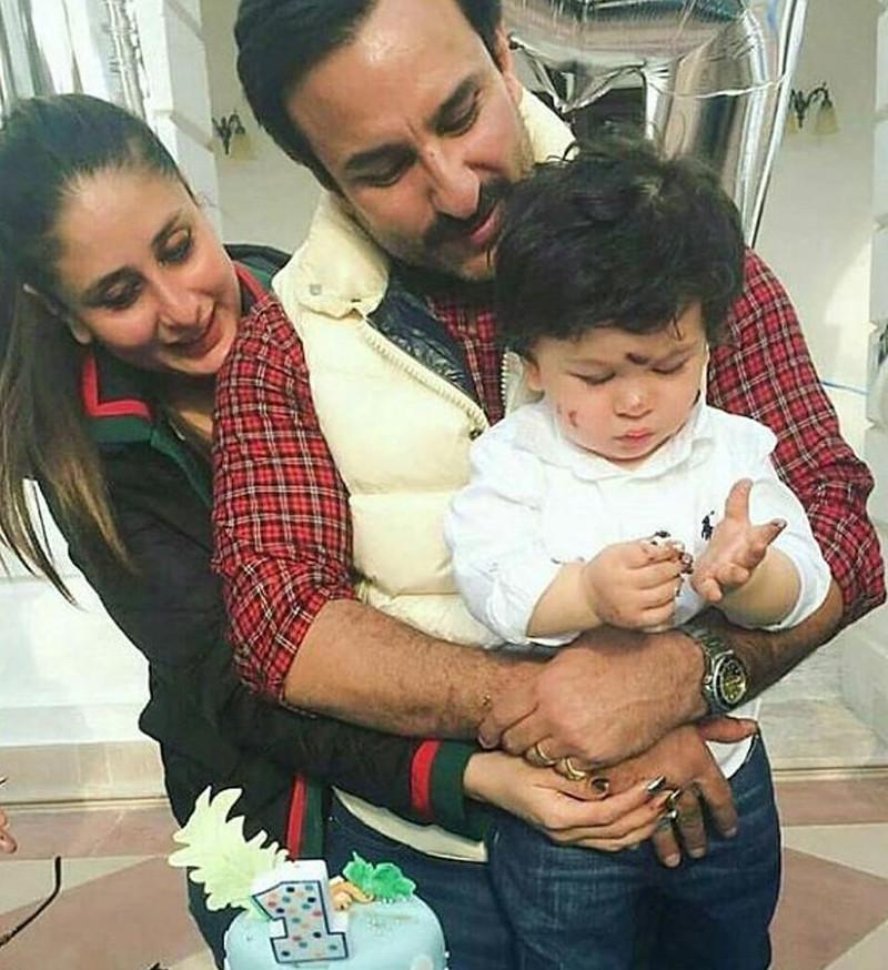 saif Ali Khan Kareena Kapoor Khan Taimur Ali Khan