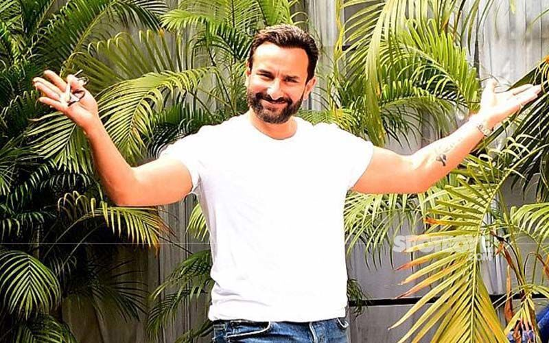 Saif Ali Khan On Competition In Bollywood: 'I'm Way More Successful Than I Thought I'd Ever Be; And I'm Just Happy'