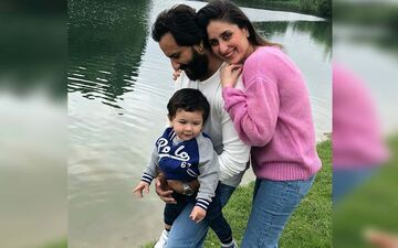 Kareena Kapoor Khan, Saif Ali Khan And Their Kids, Taimur And Jeh, Jet Off For Another Vacation Ahead Of Diwali