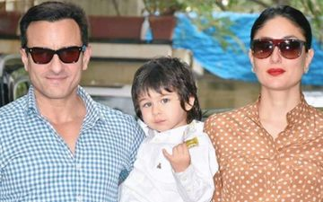 Kareena Kapoor Khan And Saif Ali Khan Come Together To Endorse A Babycare Brand, Is this Taimur's BIG Debut?